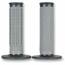 NEW UFO MOTOCROSS ENDURO HALF WAFFLE ESCAPE GRIPS BLACK