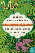 One Hundred Years of Solitude by Gregory Rabassa and Gabriel Garcia Marquez (...