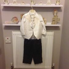 Little Boys Wedding Outfit 6 /12 Months