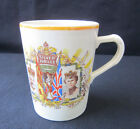 Vintage King George V and Queen Mary Commemorative Silver Jubilee Cup May 1935