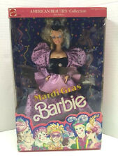 NRFB Mardi Gras Barbie Doll 1st in series American Beauties Collection 1987