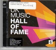 (EU536) UK Music Hall Of Fame, 39 tracks various artists - 2004 double CD