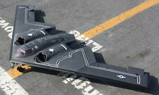 Offshore B2 Stealth Bomber 155 cm Modellbauplan mit Anleitung Impeller Jet