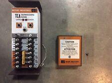 Moore Industries TCA/J-10MV/DX1X3/117AC-STD Thermacouple Alarm