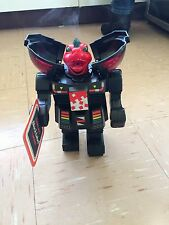 Dino Robot With Red Dino Head Smoking Action Working Fab