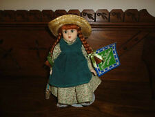 Anne of Green Gables Store PEI Canada Porcelain Doll 9 Inch