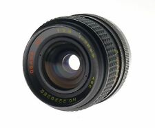 OSAWA MC SLR 35mm CAMERA PRIME LENS 1:2.8 f=28mm Y/C YASHICA CONTAX MOUNT VINTAG