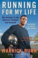 Running for My Life: My Journey in the Game of Football and Beyond by Dunn, War