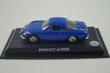 Del Prado Modellauto 1:43 Renault Alpine