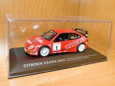 CITROEN XSARA SPAIN ASFALTO CHAMPION 2002 1:43 PURAS #1