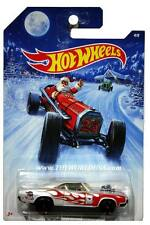 2014 Hot Wheels Holiday Hot Rods Christmas #4 '70 Dodge Charger R/T