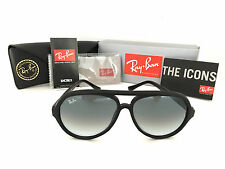 100% Authentic Ray Ban Cats 5000 RB4125 601/32 Gradient Lens Size 59mm