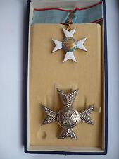 Haïti République Ensemble de Grand Officier Ordre National du Mérite écrin