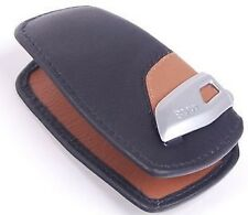 BMW F20 F21 F22 F25 F26 F30 F31 LEATHER CASE KEY FOB COVER HOLDER BROWN