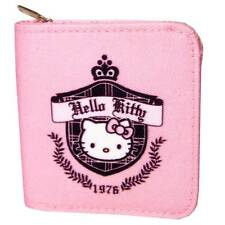 "Nuevo Original Sanrio Hello Kitty « Prep 1976 ""Cartera / cremallera bolso-Ideal Regalo"