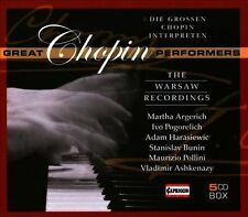 Great Chopin Performers: The Warsaw Recordings, New Music