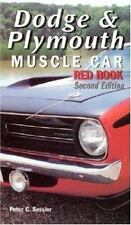 Dodge and Plymouth Muscle Car 1964-2000 (Red Book)