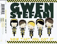 GWEN STEFANI : NOW THAT YOU GOT IT / 3 TRACK-CD + VIDEO - TOP-ZUSTAND