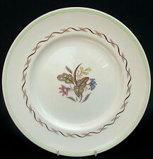 Royal Doulton 1950's Woodland D6338 Pattern Large Dinner Plates 27cm Look in VGC
