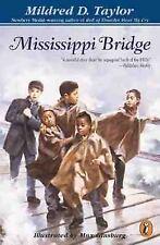 Mississippi Bridge by Mildred D. Taylor (2000, Paperback)