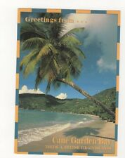 Cane Garden Bay Tortola British Virgin Islands Postcard 089b