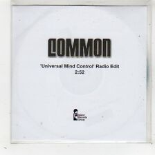 (FW736) Common, Universal Mind Control - DJ CD