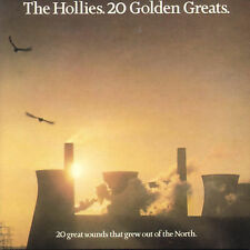 The Hollies-20 Golden Greats CD NEW