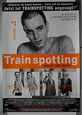 DS458 - Gerollt/KINOPLAKAT - TRAINSPOTTING #1 RENTON Ewan McGregor