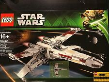 LEGO STAR WARS UCS 10240 RED FIVE X-WING STARFIGHTER NEW FACTORY SEALED