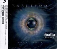 Karnivool: Sound awake (2010) CD OBI TAIWAN