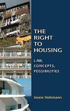 The Right to Housing, Jessie Hohmann