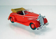 Busch 40510 Mercedes-Benz 170S Cabrio offen -  Rot