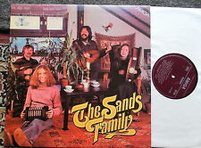 THE SANDS FAMILY DDR AMIGA  LP: THE SANDS FAMILY (845206)