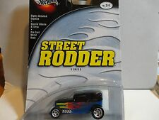 Hot Wheels 100% Preferred Street Rodder Blue Midnight Otto