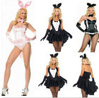 Adult Ladies Girl Sexy Bunny Fancy Dress Costume Cosplay Party Club Outfit Hot