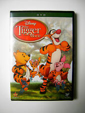 The Tigger Movie DVD a Story of Friendship and Family Songs The Sherman Brothers