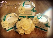 6x Personalised Childrens Wedding Activity Bag / Boxes Favour Gifts Pack