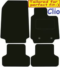 Renault Clio Tailored car mats ** Deluxe Quality ** 2013 2012 2011 2010 2009