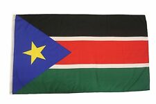 SOUTH SUDAN  3' X 5' FEET COUNTRY FLAG BANNER .. NEW