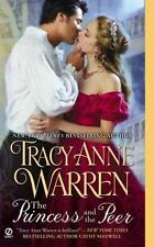 The Princess and the Peer by Tracy Anne Warren Mass Market Paperback Book - Box