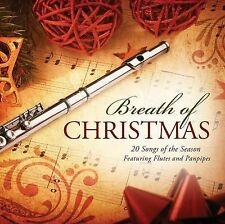 Breath of Christmas: 20 Songs of the Season Featuring Flutes and Panpipes, Vario
