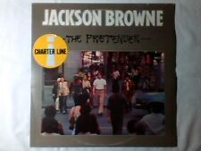 JACKSON BROWNE The pretender lp ITALY EAGLES DAVID CROSBY J.D. SOUTHER TOTO
