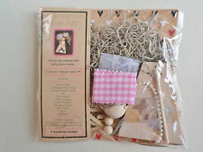 Make Your Own Tooth Fairy Christmas Stocking Filler Children's Craft Kit - New