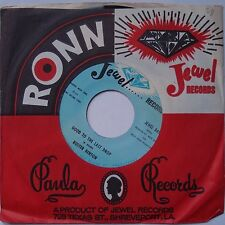 BUSTER BENTON: Good to Last Drop / Money Name of Game JEWEL soul NM 45