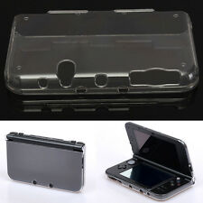 Cool Clear Crystal Hard Shell Skin Case Cover For New Nintendo 3DS XL LL Game CN