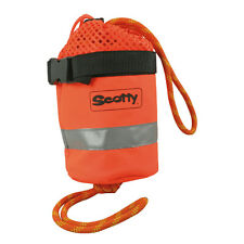 SCOTTY 793 THROW BAG W/ 50' MFP FLOATING LINE