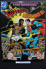 SUPERMAN vs MUHAMMAD ALI 1978 ORIGINAL 1st Print Treasury C-56 NEAL ADAMS NM-9.2