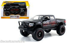 JADA TRUCKS OFF-ROAD EDITION 2011 FORD F-150 BLACK SVT RAPTOR 1/24 CAR 97480