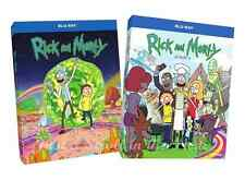 Rick and Morty Complete TV Series Seasons 1 & 2 Boxed / Blu-Ray Set(s) NEW!