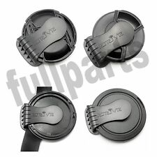 Canon Nikon Sony SLR Lens Cap Holder Clip Keeper Strap Buckle for 58mm 62mm 72mm